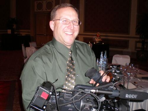 Videographer Mark