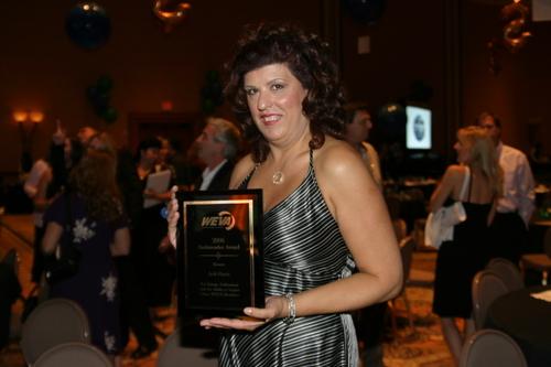 WEVA Ambassador Award